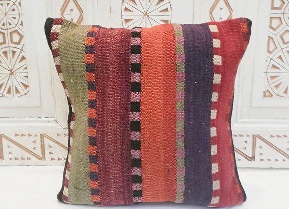 Vintage Kilim Pillow -                                           Large 50x 50 cm