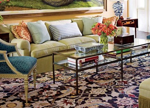 Persian Perfection - Classic Oriental Rug