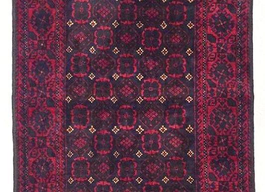 Beluch Carpet / Iran                                  Repeat Flower