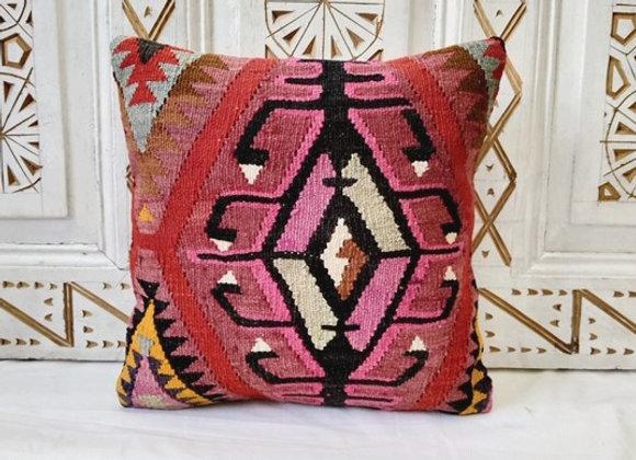 Vintage Turkish Boho Pillow         40x40cm - Godess centre