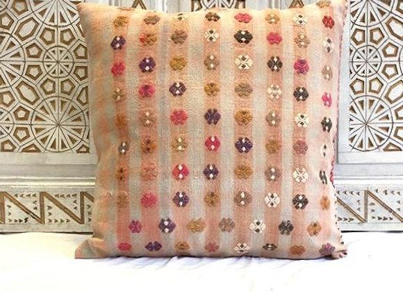 Vintage Turkish Boho Pillow                                              65x65cm