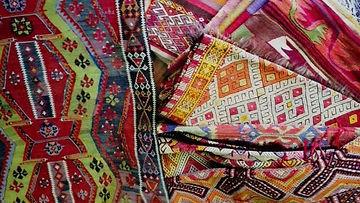 Vintage Turkish Kilims
