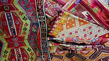 Vintage Turkish Kilims