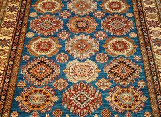 New Natural Dye Carpet - Shirvan Design