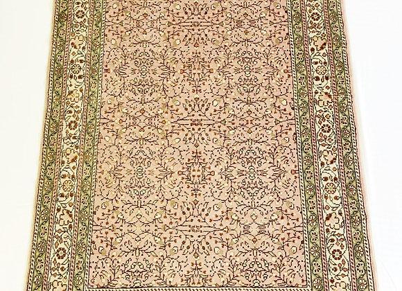 Vintage Kayseri Rugs - Pink & Green