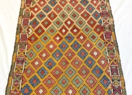 Vintage Konya Dowry Cicim