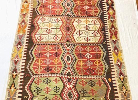 Vintage Konya Dowry Kilim