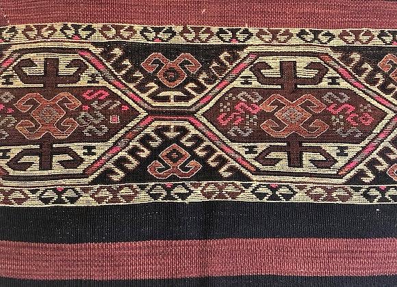 'Herki' Kurd Vintage Kilim