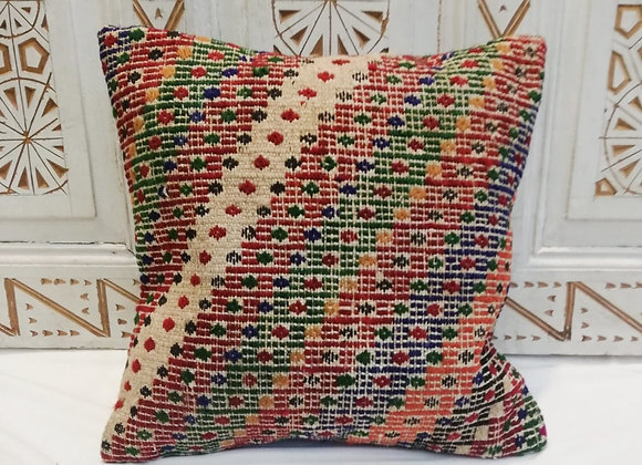 Vintage Turkish Boho Pillow                                    50 x 50 cm