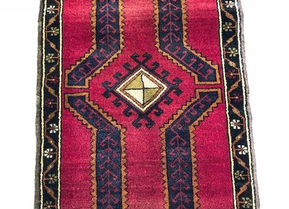 Small Dowry Rug - Turkey