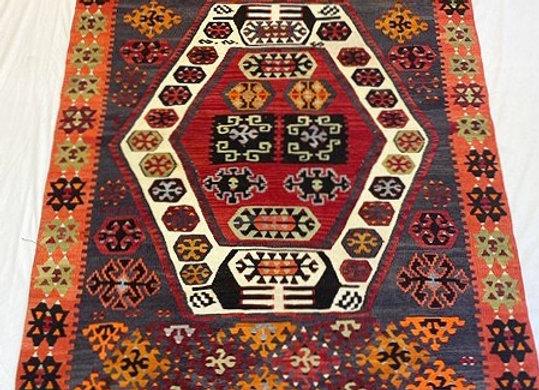 Vintage Hotamis Kilim