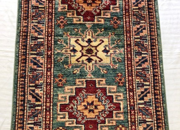 Shirvan Design Rug - Natural dyes