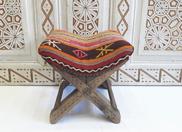 Handmade TurkishTeahouse Stool (1 similar available )