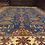 Thumbnail: Contemporary Shirvan Design Rug Collection /Soft Blue