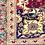 Thumbnail: Vintage Kayseri Village Carpet - Red medallion