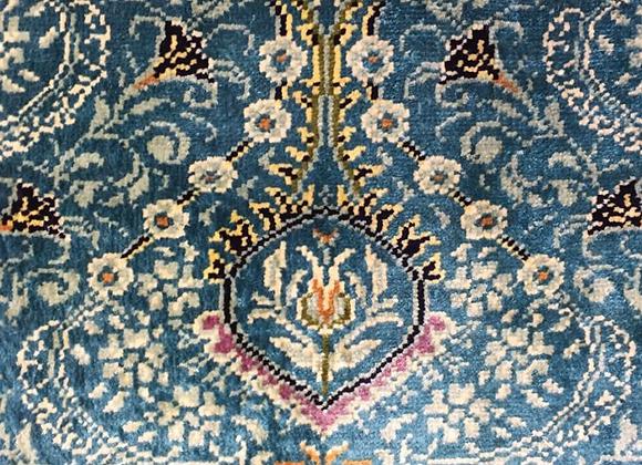Pure Silk Kayseri Carpet