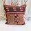 Thumbnail: Vintage Kilim Pillow                               40x40cm       Cinnamon & Navy