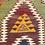 Thumbnail: Vintage Konya Prayer Kilim