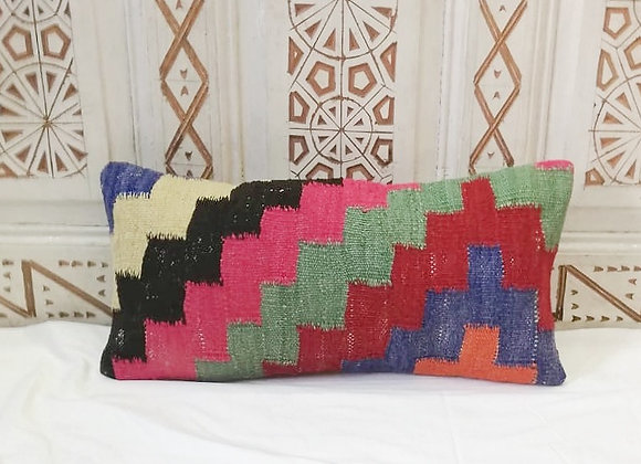 Vintage Turkish Boho Pillow        60cm x 30cm cm