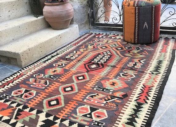 Konya Prayer Kilim -Perfect for meditation