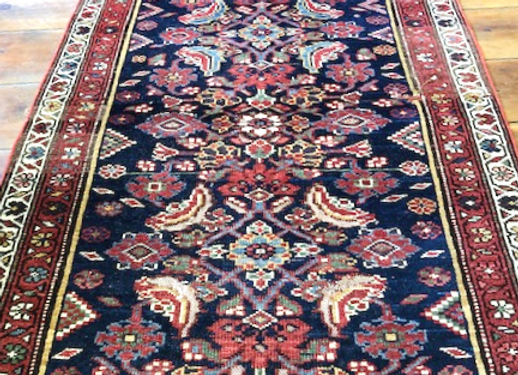 Antique North East Persian Runner   Iran