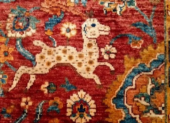 New natural Dye Palace Design Carpet - Stunning!