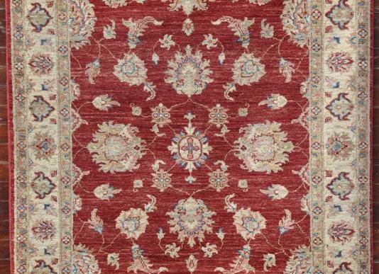 Fabulous Floral - Contemporary Turkish Usak Carpet