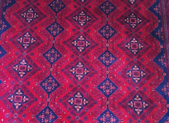Turkmen Bilcik Carpet