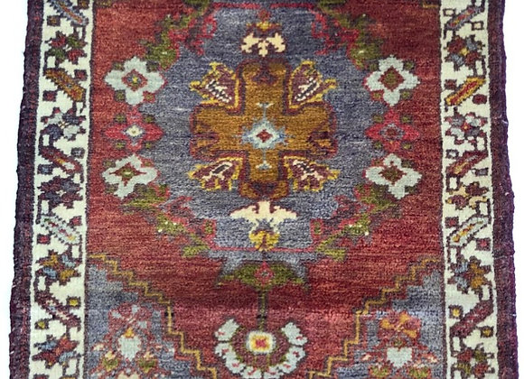 Vintage Taspinar Village Rug - Turkey