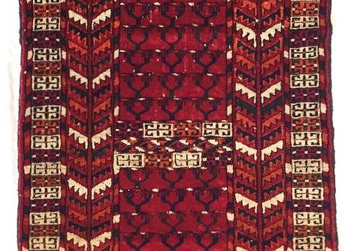 Turkmen Tribal Rug