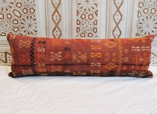 Vintage Boho Pillow                                       Long Lumber  90 x 30cm