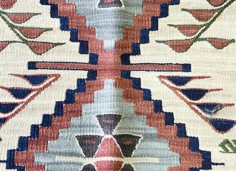Fine Usak Kilim - Natural dyes