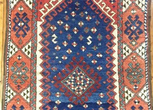 Antique Karakecili Carpet