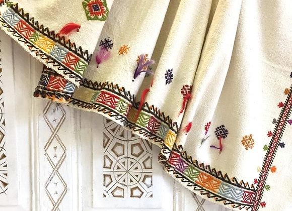 Vintage Adana Sofra kilim