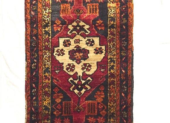Vintage Taspinar Dowry Rug
