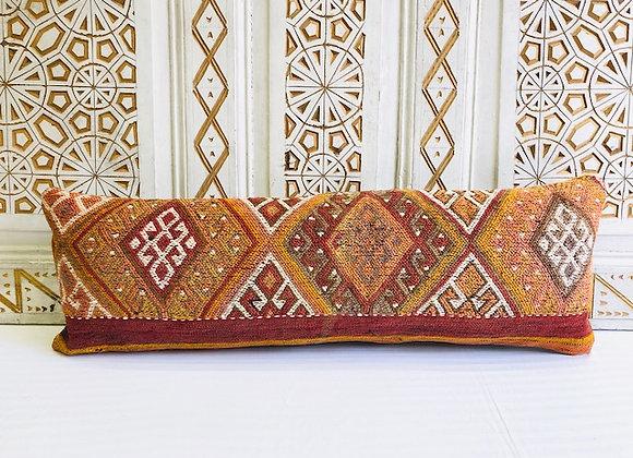 Vintage Kilim Pillow - Long Lumber 90x30cm