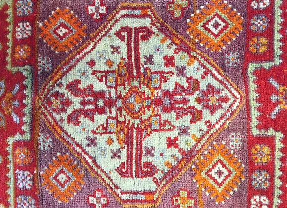 Vintage Sivas Village Rug