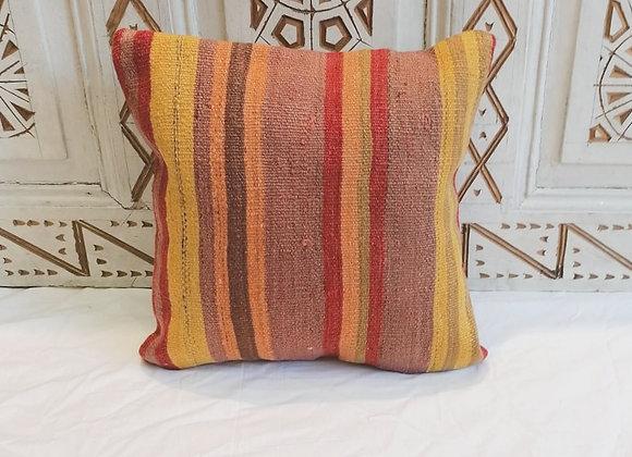 Vintage kilim Pillow                                              40x40cm Fiesta