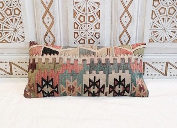 Vintage Kilim Pillow                                                   60 x 30cm