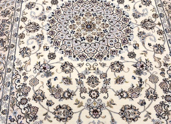 Nain Carpet /Iran                     Slk highlıghts !