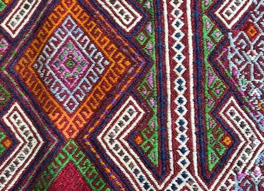 Vintage Konya Nomadic Cicim