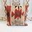 Thumbnail: Vintage Kilim  Pillow                                     40x40cm Sienna Star