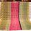 Thumbnail: Vintage Nomadic 'Perde' Kilim                               Hot Pink + Green