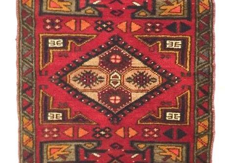Vintage Dowry Rug