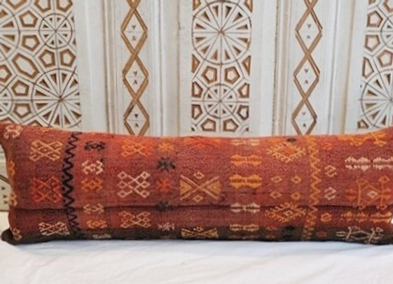 Vintage Boho Pillow                                       Long Lumber  90 x 30cm