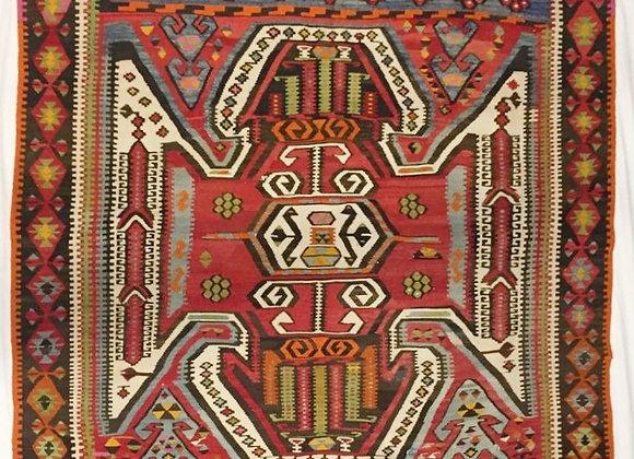 Rare Design Yozgut Kilim