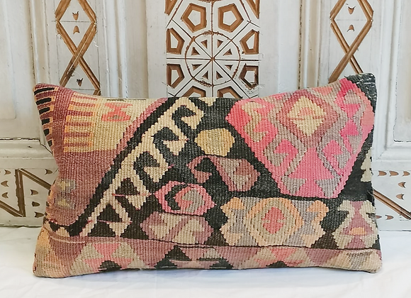 Vintage Boho Pillow                                            New Size 30x 50cm