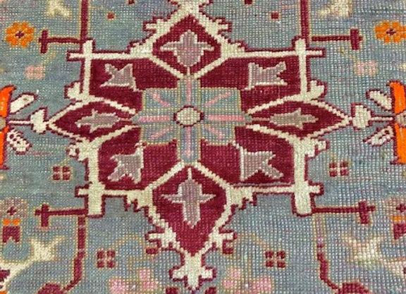 Vintage Milas Rug - Western Turkey