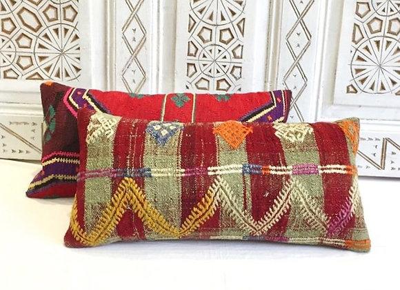 Vintage Kilim Pillow                                                    60x30 cm