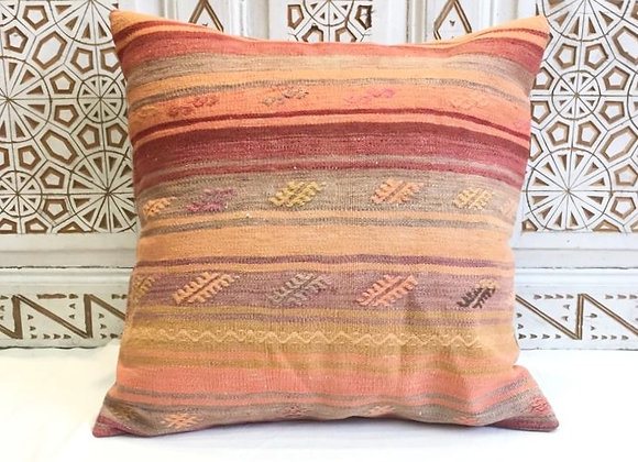 Big Boho Kilim Pillow